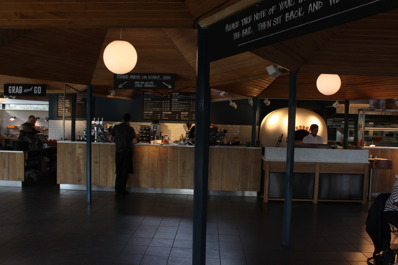 Benugo – Bar and kitchen – Regents park