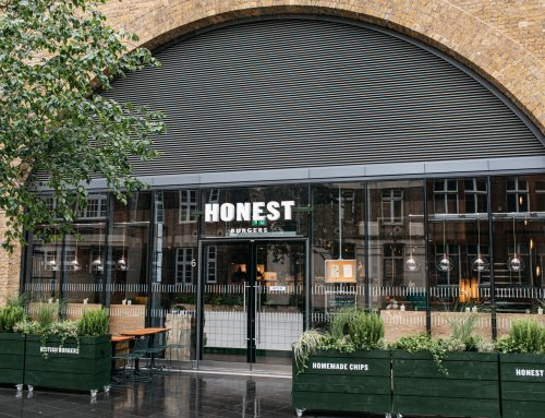 Honest Burgers London Bridge Station London