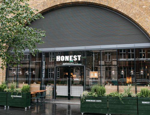 Honest Burgers London Bridge Station London